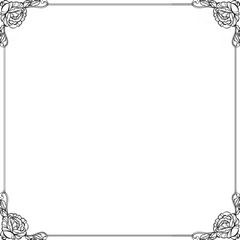 card border template frame templates clipart best