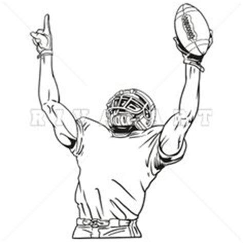 College Football Aufkleber Auf Helm by Football 20player 20running Seba Sport