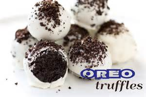 oreo truffles only 3 ingredients youtube