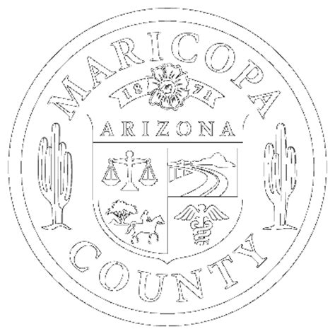 Maricopa County Free Records Maricopa County Logo Free Logos Vector Me