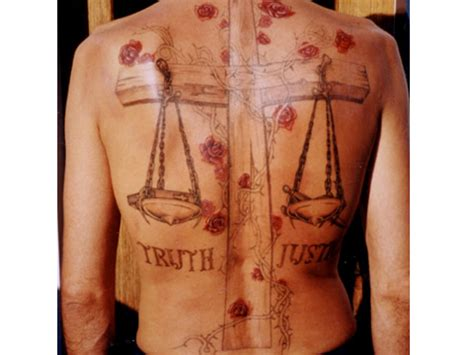 truth tattoo designs 31 beautiful justice scale tattoos