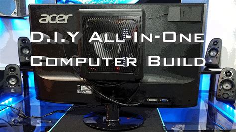 diy all in one pc diy all in one pc build antec 25