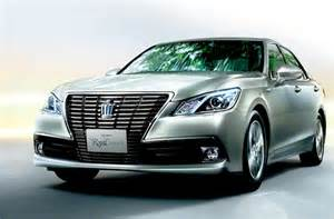 Car Rental In Japan Toyota Japan January 2013 Toyota Crown Shoots Up To 8 A 4 Year