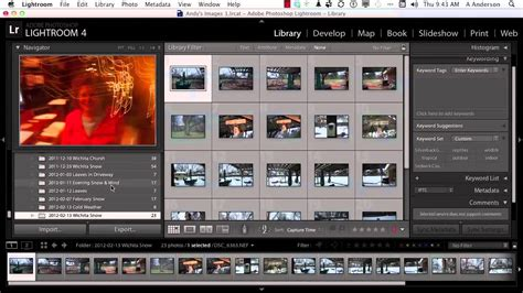 tutorial italiano lightroom 4 adobe photoshop lightroom 4 tutorial working with basic