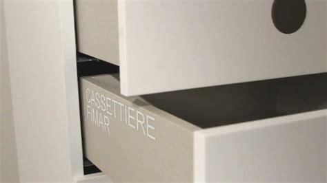 cassettiere moderne design fimar tecnologia cassetti cassettiere moderne