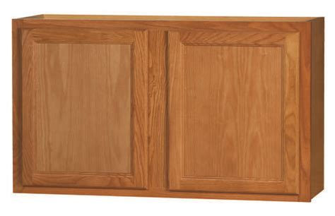 48 kitchen wall cabinets kitchen kompact chadwood 48 quot x 30 quot oak wall cabinet at