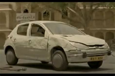 peugeot india 3 peugeot 206 the sculptor the best car adverts ever