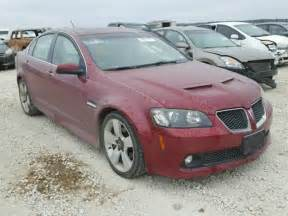 Pontiac G8 Gt For Sale 6g2ec57y99l192236 2009 Maroon Pontiac G8 Gt On Sale In