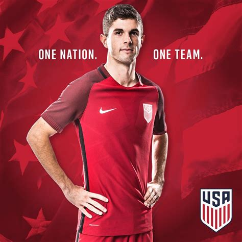 christian pulisic usa jersey nike usa christian pulisic 10 soccer jersey alternate