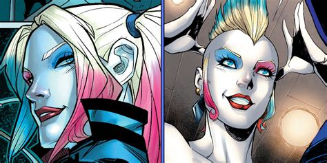 harley quinn the rebirth harley quinn goes punk in dc s rebirth screen rant