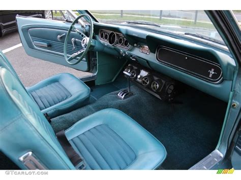 1966 Ford Mustang Interior by 1966 Ford Mustang Coupe Interior Photo 57613045