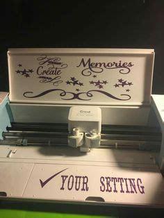 cricut machine decals decoration inspiration vinyl