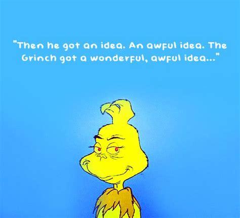 idea  awful idea  grinch   wonderful awful idea grinch