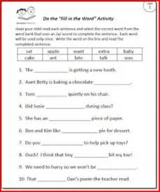 first grade language arts worksheets kristal project