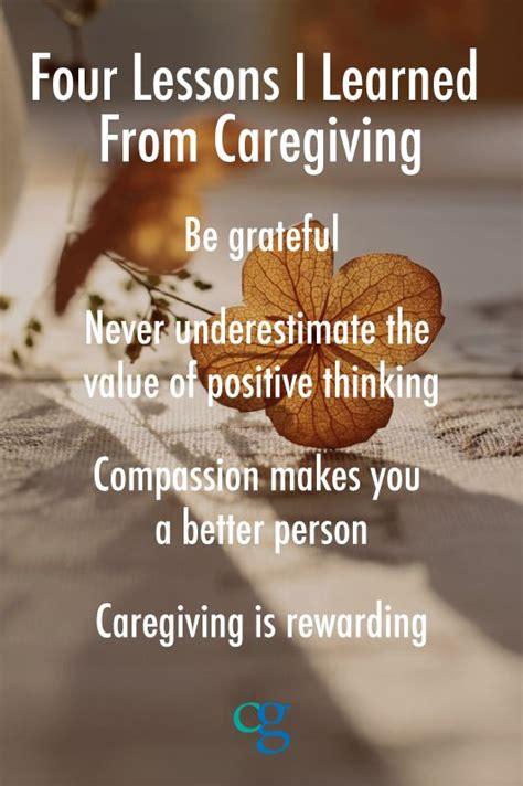 caregiver quotes  pinterest caregiver stay positive quotes   poems