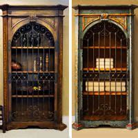 old world dining room furniture hand painted hutches 1000 images about furniture armoires bookcases curios
