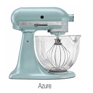kitchenaid stand mixer colors kitchenaid artisan 5 quart stand mixers w glass bowl
