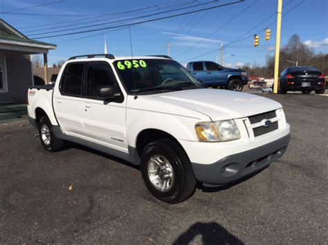 transmission control 2001 ford explorer sport parental controls 2001 ford explorer sport trac xlt 2wd 4dr crew cab for sale in newton catawba claremont mike s