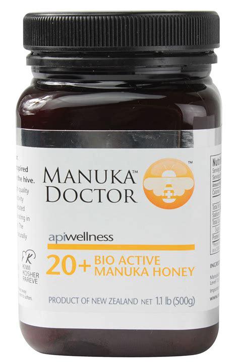 Sale Manuka Doctor Apiwellness 10 Bio Active Manuka 500 G manuka doctor bio active 20 manuka honey food products