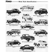 Identifying 1946 1953 Ford Automobiles  Route 66 Hot Rod High