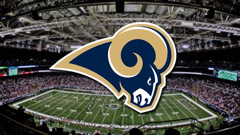 nfl scores st louis rams nfl must get on with it and finalize rams move to l a