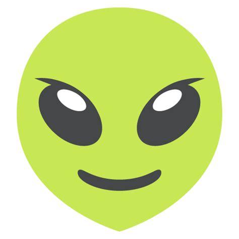 emoji alien extraterrestrial alien emoji emoticon vector icon free