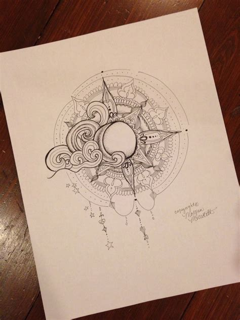 etsy tattoo designs sun and moon print by morganscanvas on etsy 10 00 i