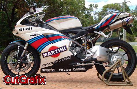 Ducati Martini Aufkleber by R 233 Plicas Moto Por Moto