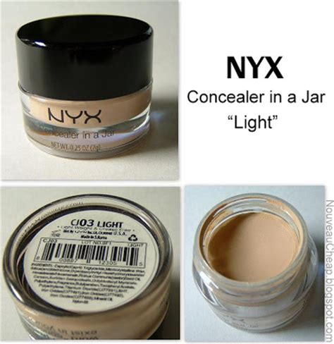 nyx concealer in a jar orange and yellow review nyx concealer in a jar is it really a good mac dupe