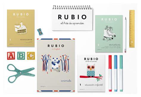 cuadernos rubio renueva su universo de marca brandemia