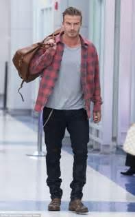 David Beckham Wardrobe by David Beckham S Takes Fashion Tips From