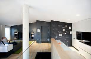 modern duplex designs ingenious apartment design for a young couple 0710 duplex