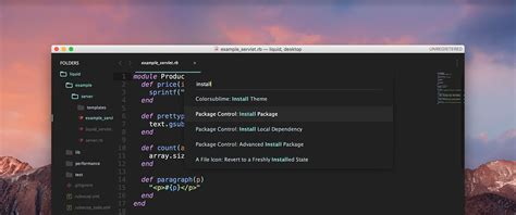 10 beautiful free themes for sublime text 15 beautiful free themes for sublime text