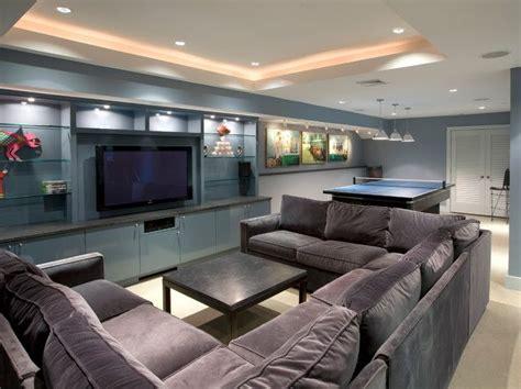 sofa tv room modern u shaped sectional sofa for spacious living room