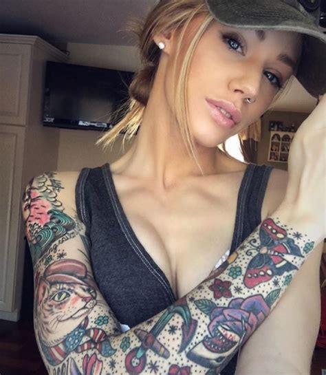 imagenes mal pensadas de mujeres fotos de mujeres con tatuajes rompen el mito de que no se