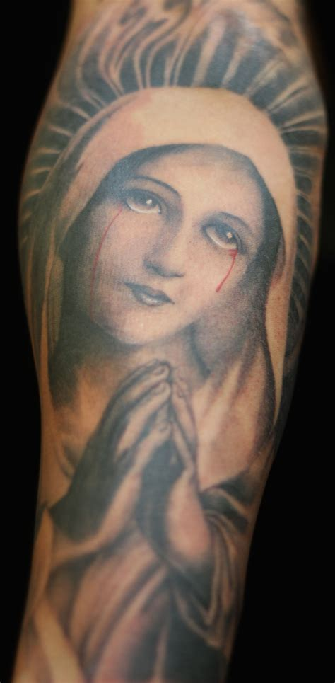 sausage tattoo let us pray by walter quot sausage quot frank revolt