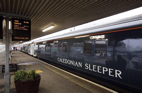 sleeping in style branding the new caledonian sleeper