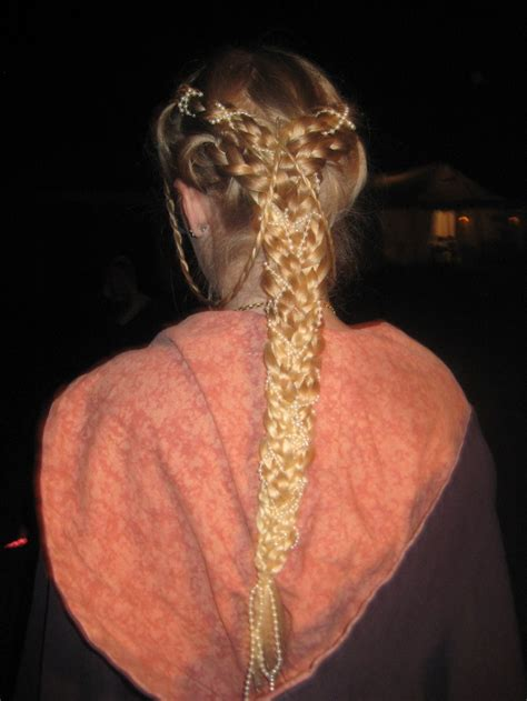 pearl french braids 17 best images about viking hair style on pinterest