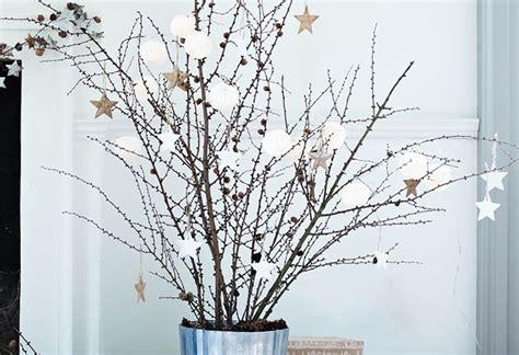 decorar ramas secas para navidad de arbol manualidades navidenas arbol navidad ramas min bravo
