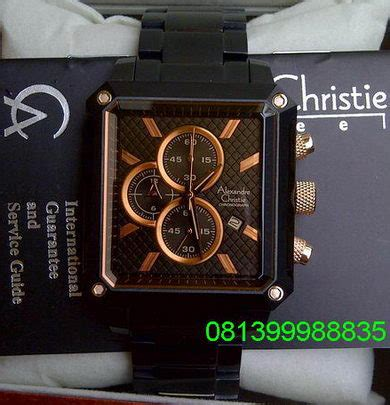 Sale Jam Tangan Alexandre Christie Ac 2636 Gold Promo sale jam tangan alexandre christie original terbaru dan
