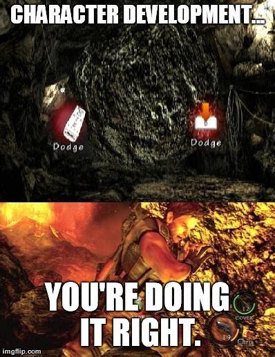 Resident Evil 4 Memes - resident evil memes image memes at relatably com