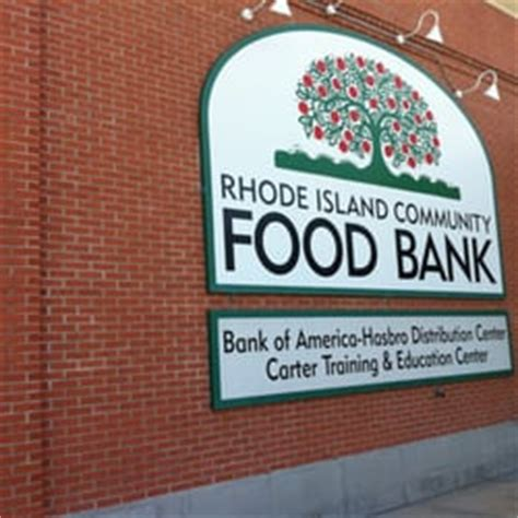Food Pantry Providence Ri by The Rhode Island Food Bank Food Banks Resevoir