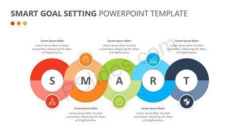 goal setting diagram smart goal setting powerpoint diagram pslides