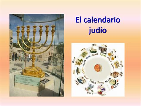 El Calendario Judio Ppt El Calendario Jud 237 O Powerpoint Presentation Id 5044086