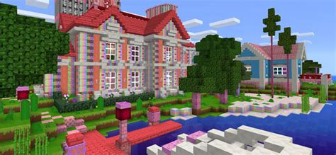 Kawaii World Texture Pack for MCPE   Minecraft mod