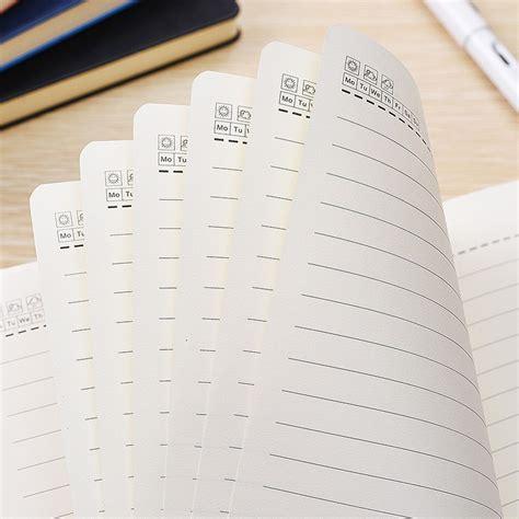 Buku Catatan Cover Magician Berkualitas buku catatan cover kulit kertas a5 orange jakartanotebook