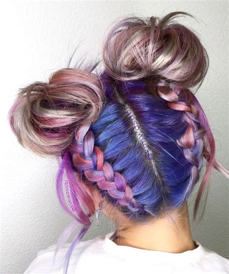 cute color hairstyles tumblr pretty hair tumblr www pixshark com images galleries