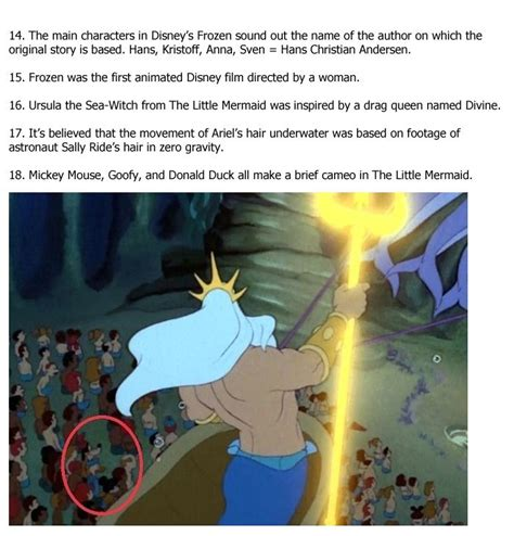 7 Secret Facts About Toys by Amazing Facts You Didn T About Disney 12 Pics
