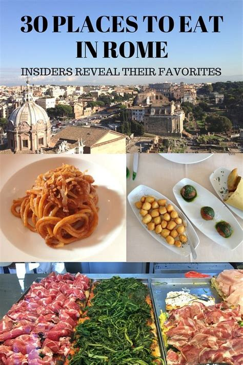 best eats in rome best 25 italy travel ideas on italy trip