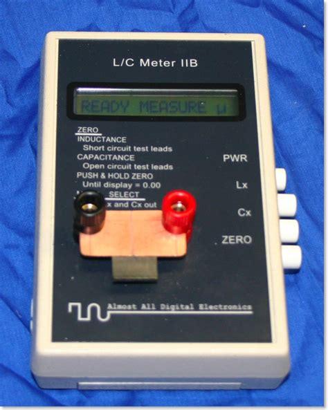 inductance radio inductance meter radio shack 28 images m1hog projects i1wqrlinkradio test gear rf